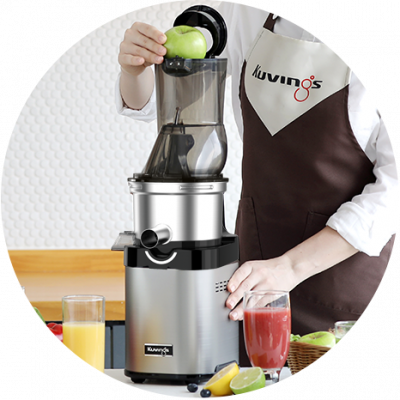 Kuvings Master Chef CS700 Commercial Juicer